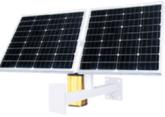 太阳能供电球机套装型号HY-2021-TYN038